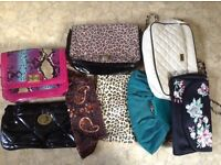 8 Small bags and clutches