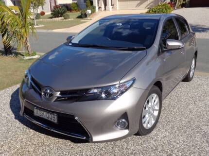 2015 Toyota Corolla Hatchback Heathwood Brisbane South West Preview