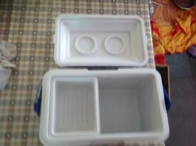 JOHN LEWIS 8l COOL BOX USED ONCE