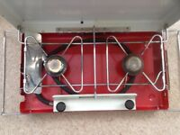 Tilley Twinfold Double Burner Camp Stove