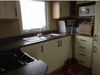 Static caravan for rent