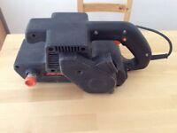 Challenge corded belt sander