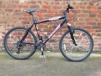 Specialized hardrock Mens xl hardtail mountain bike