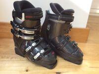 Ladies size 4 ski boots