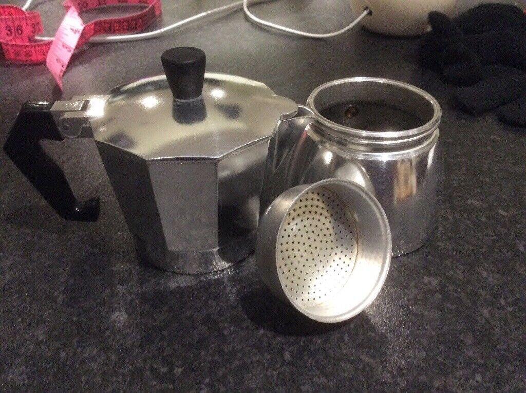 Stove top espresso maker 3 cup
