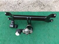 Tow bar for Ford Mondeo 2002 plate