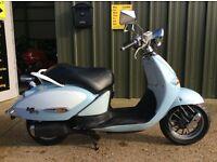 Aprilia Mojito 50cc Scooter