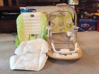Chicco I feel baby rocking chair