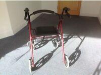 Mobility Rollartor walking frame