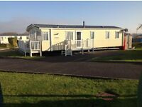 Sited Caravan/Holiday Home on Trecco Bay Holiday Park