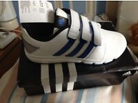 adidas trainers size 5 new boys