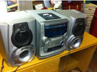 Old skool Aiwa hifi