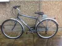 CLAUD BUTLER MANS BIKE FOR SALE -EXCELLENT CONDITION-FREE DELIVERY