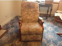 FREE reclining electric armchair