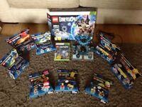 Xbox 360 Lego dimensions starter pack & add ons