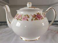 Duchess Summer Glory Small Bone China Tea Pot.