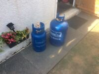 Calor Gas Bottles 7kg And 15kg