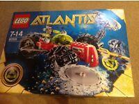 LEGO Atlantis 8059 Seabed Scavenger
