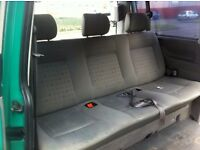 VW T4 1998 seats for sale