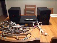 Linn Amp/CD/Tuner/Remote/Creek Speakers/Extension cable