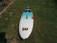 Mistral windsurfer