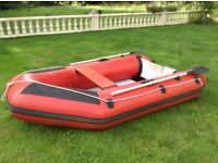 2.70 Inflatable Dinghy ....Sailing Yacht Boat Dingy Marine