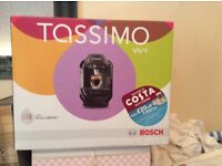 Tassimo Vivy brand new coffee maker