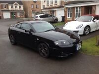 Hyundai coupe se 55 reg 53000 miles only