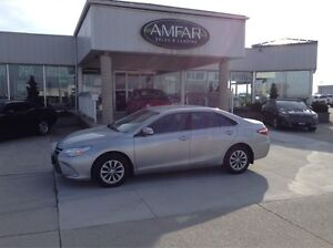 2015 Toyota Camry LE / NO PAYMENTS FOR 6 MONTHS