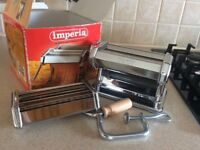 Pasta maker. Used only once. Excellent condition.