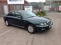 Rover 75 1800 classic 4 door saloon one owner with 117000 miles with service history