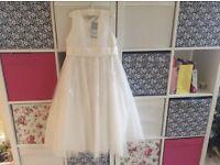 Designer at Debenhams dress, beautiful detail.