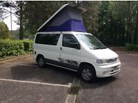 Mazda bongo 2.5 turbo diesel Automatic with side conversion