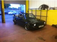 Mk1 Golf Clipper 20v turbo. For sale or swaps