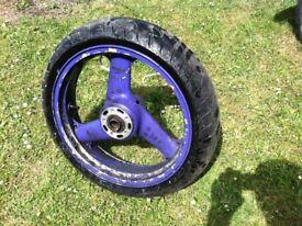 Kawasaki ZX7R P1-P7 Front Wheel