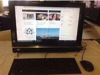 HP TOUCHSMART 300 COMPUTER