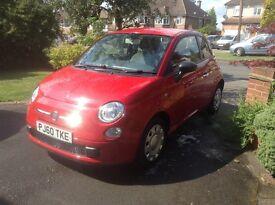 Fiat 500, 1.2, 60 reg £3,250