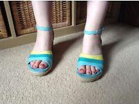 O'Neill Cork Wedge Sandal