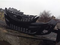 VAUXHALL CORSA D FRONT BUMPER FOR SALE 2011 ONWARDS 9