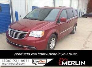2012 Chrysler Town & Country Touring LOW KM TRADE