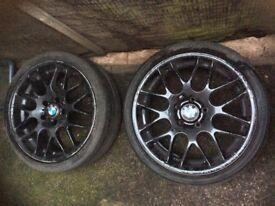 BMW Msport Alloys