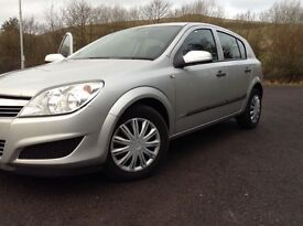 VAUXHALL ASTRA 1.7 CDTI ( ONLY 63000 MILES )
