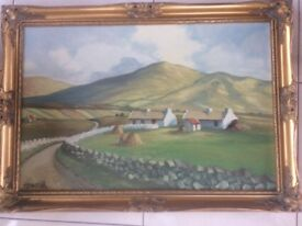 JJ O'Neill Painting