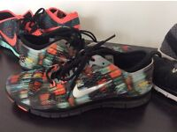 Amazing Nike Free TRI FIT 4 trainers size 6