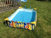 Childrens Paddling Pool
