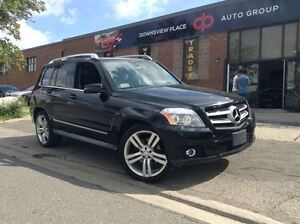 2010 Mercedes-Benz GLK-Class 350| REVERSE CAMERA | PANORAMIC SUN