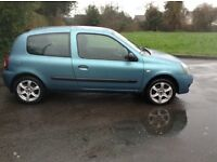 RENAULT CLIO CAMPUS 57 PLATE 2 OWNERS BARGAIN!!!!!