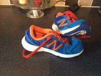 Childs running trainers