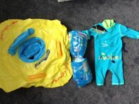 Baby swim collection