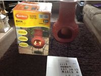 Small clay Chimenea new in box